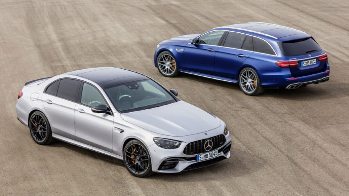 The most powerful versions complete the cycle of updating the Mercedes E-class, which began in March with the premiere of the restyled sedan and station wagon. Moreover,