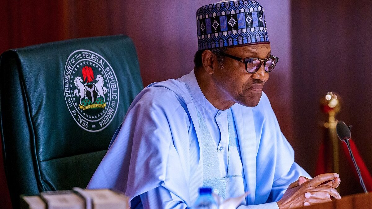 Buhari: Nigeria is in a terrible state of backwardness