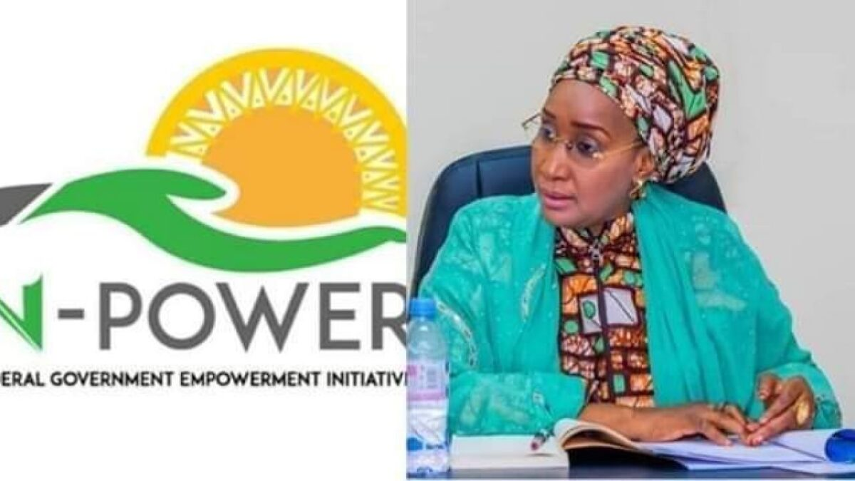 Photo of BREAKING: FG shows when the new application of the N-Power scheme will start