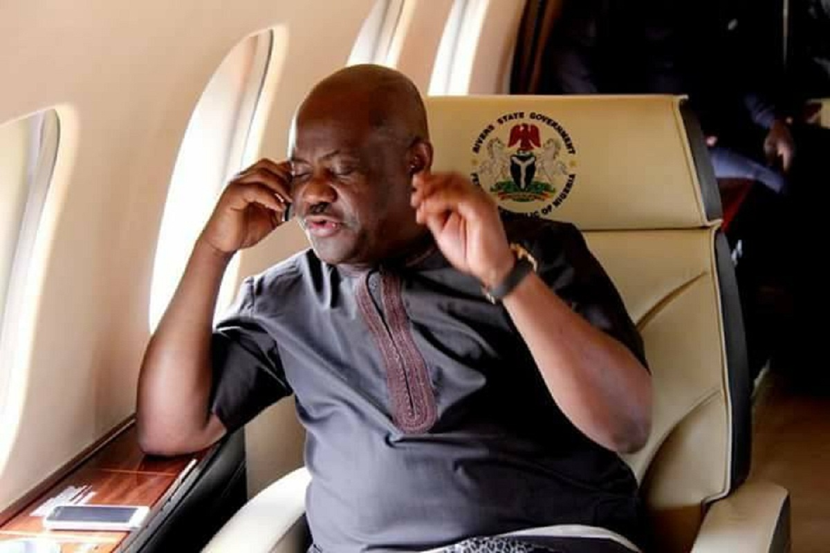 Oshiomhole And His Boy Ize-Iyamu Are Ingrates, says Wike