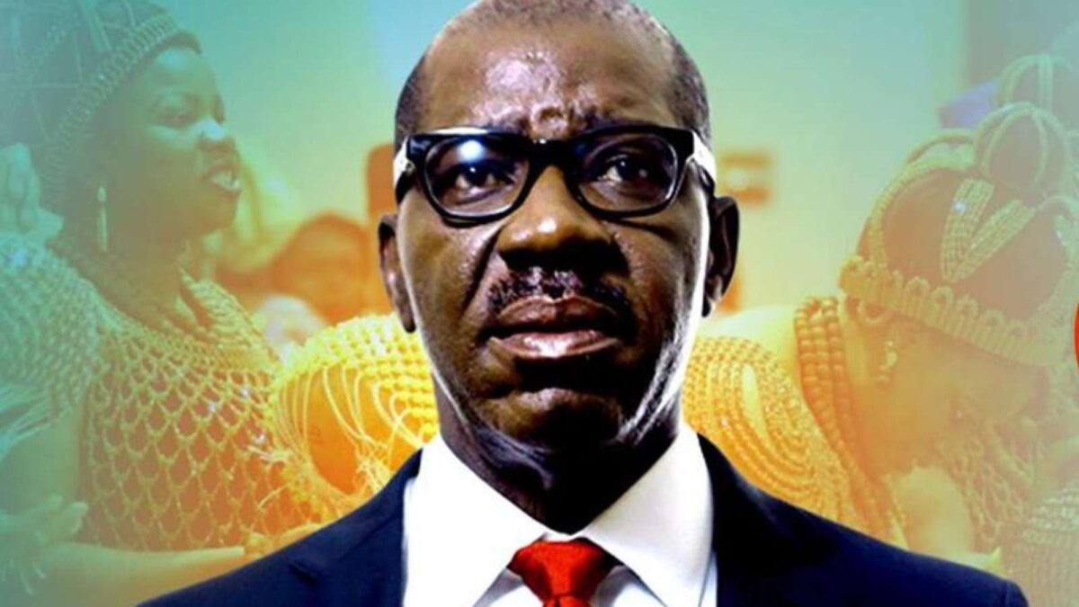 Photo of Court Order: My opponents began to get nervous – Obaseki