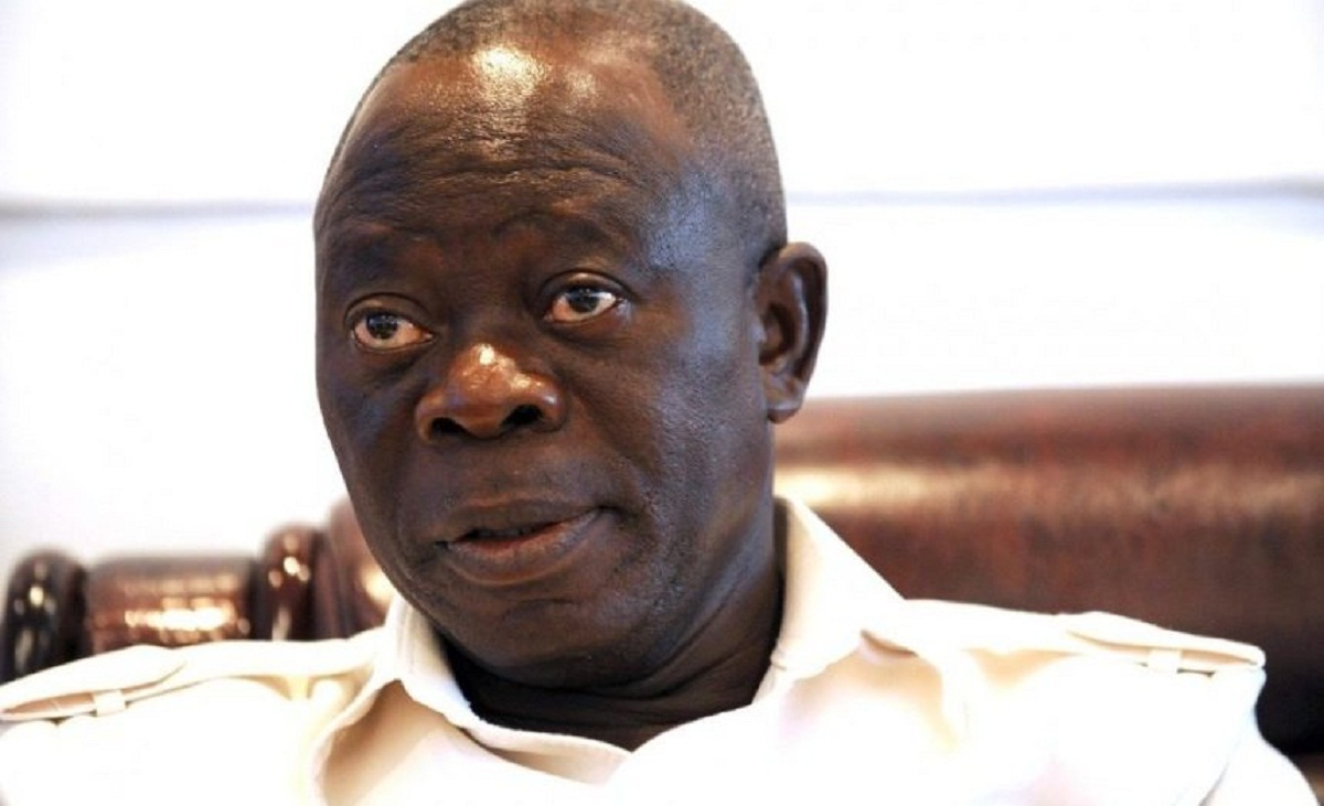 Ajimobi: my last moments with the former Governor-Oshiomhole reveals