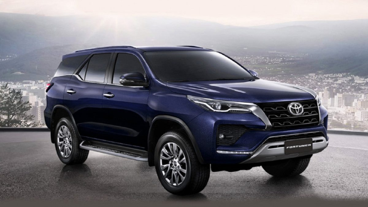 Photo of The updated Toyota Fortuner SUV is presented
