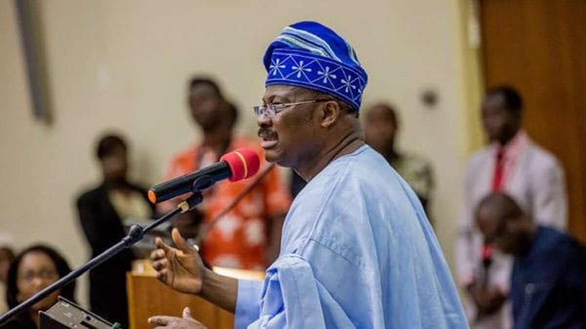 The Lagos state government has revealed the cause of death of Abiola Ajimobi, a former Governor of Oyo state