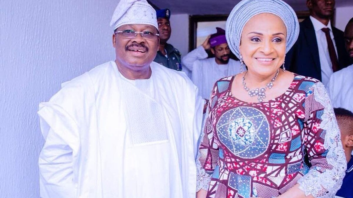 Mrs Florence Ajimobi, the widow of Ex-Governor Abiola Ajimobi, slammed the administration of Oyo state Governor Seyi Makinde for the way it handled her