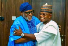 Photo of Yahaya Bello:Reasons why COVID-19 is artificial, Akeredolu health situation(Video)
