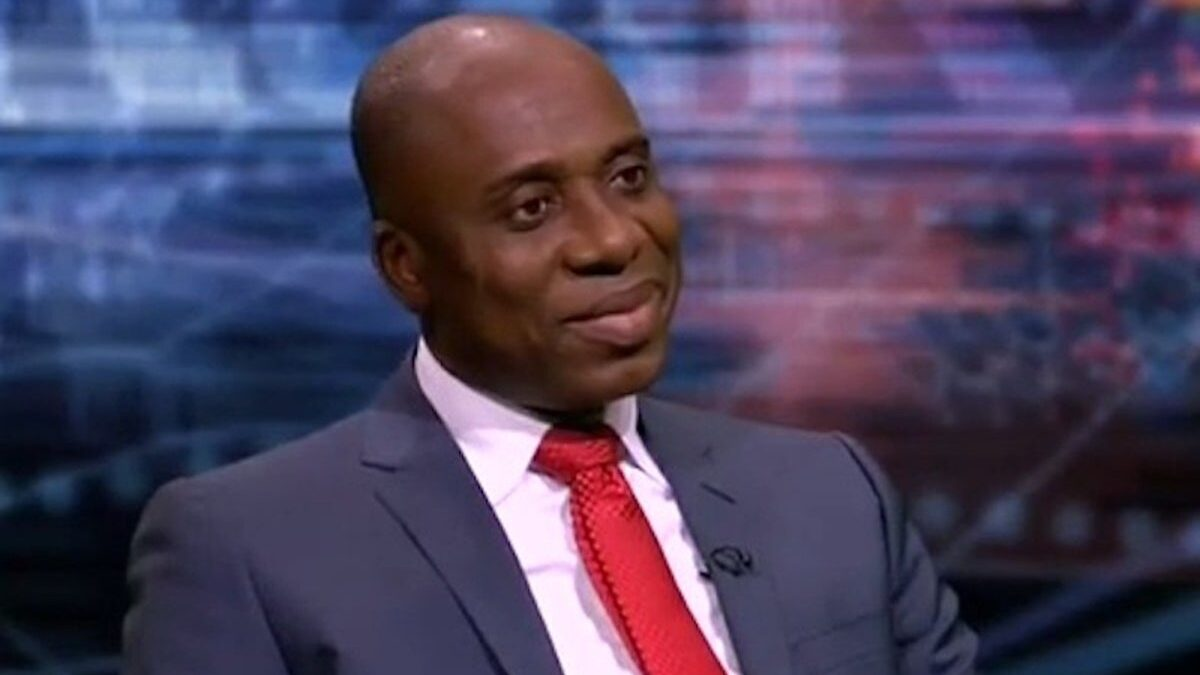 20,000 Nigerians employed in the Lagos-Ibadan railway project – Rotimi Amaechi