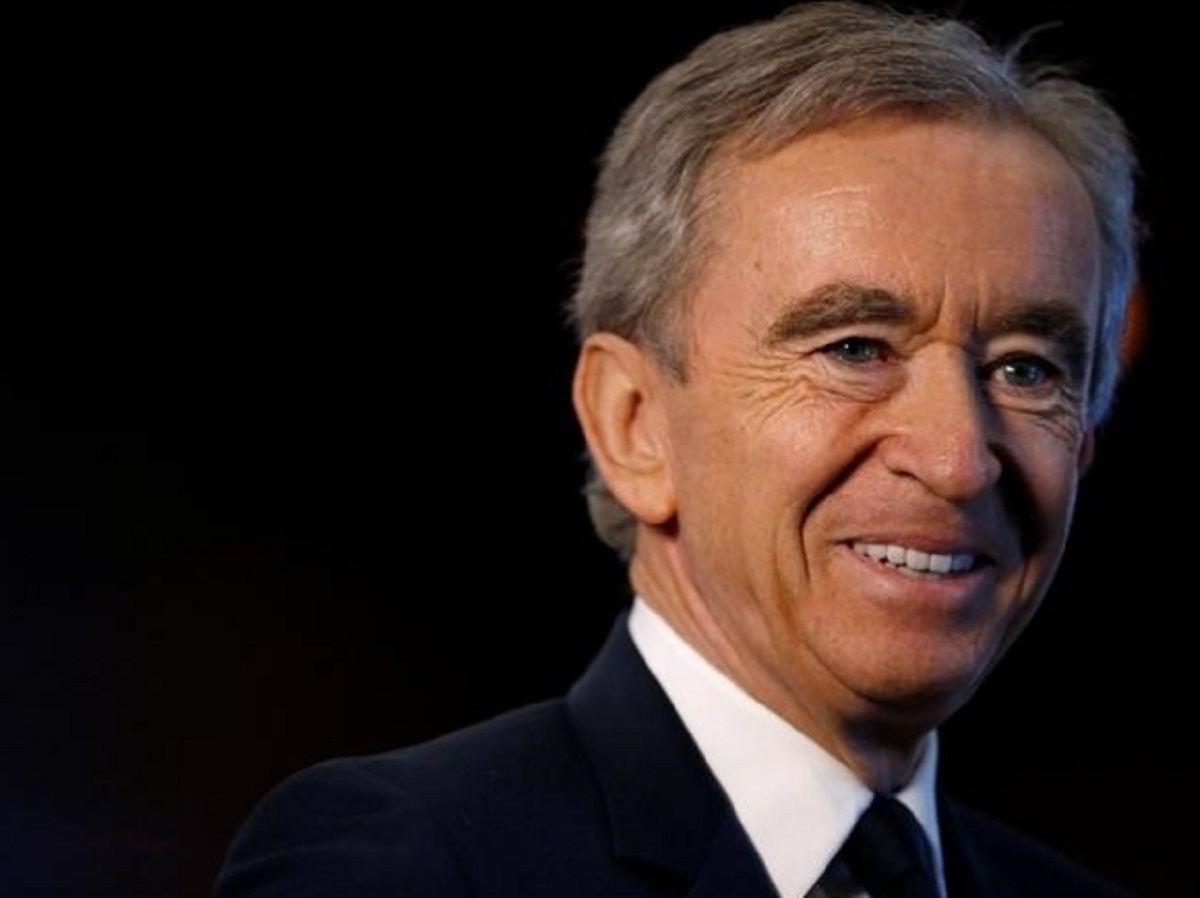 Bernard Arnault and his family ($76 billion)