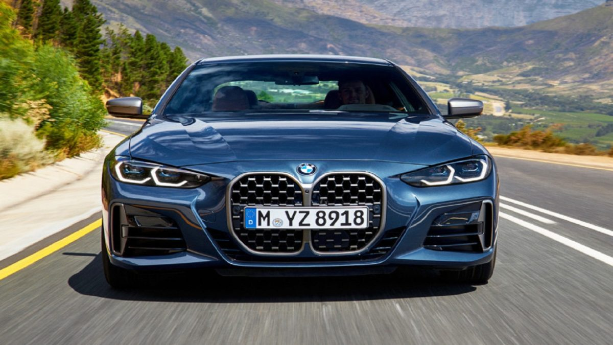 Photo of The new BMW coupe of the fourth series is completely declassified