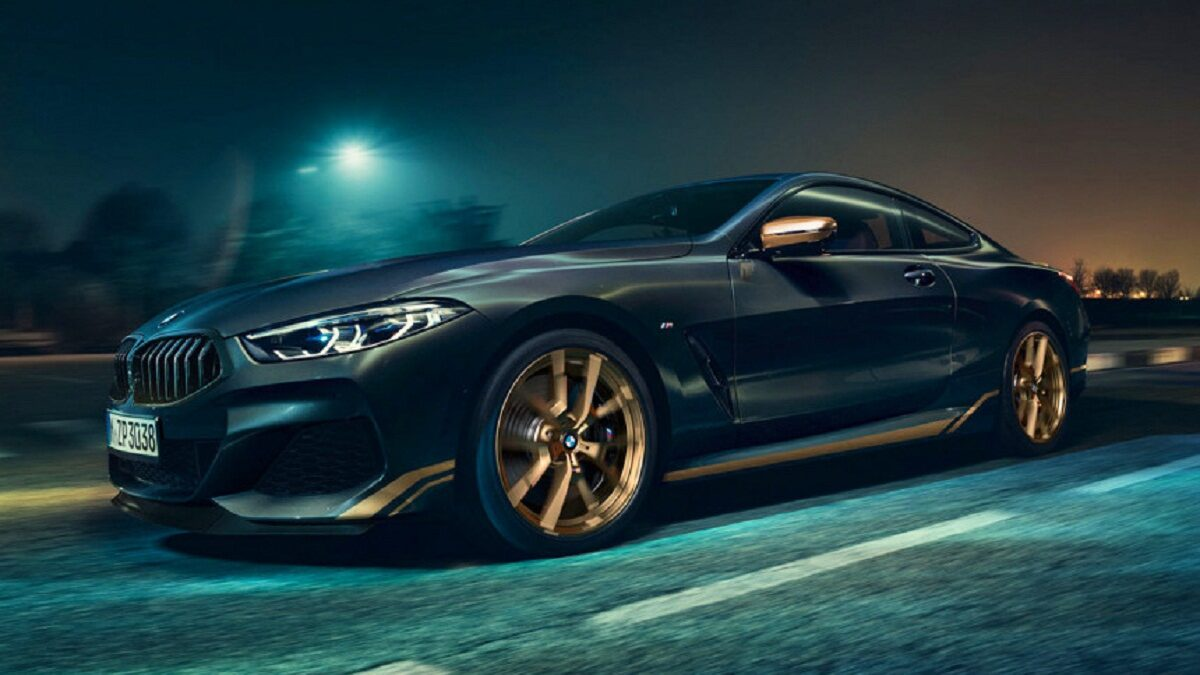 "The BMW family of the eighth series is already fully formed — it has a coupe, convertible, four-door Gran Coupe and ""charged"" M-models,"