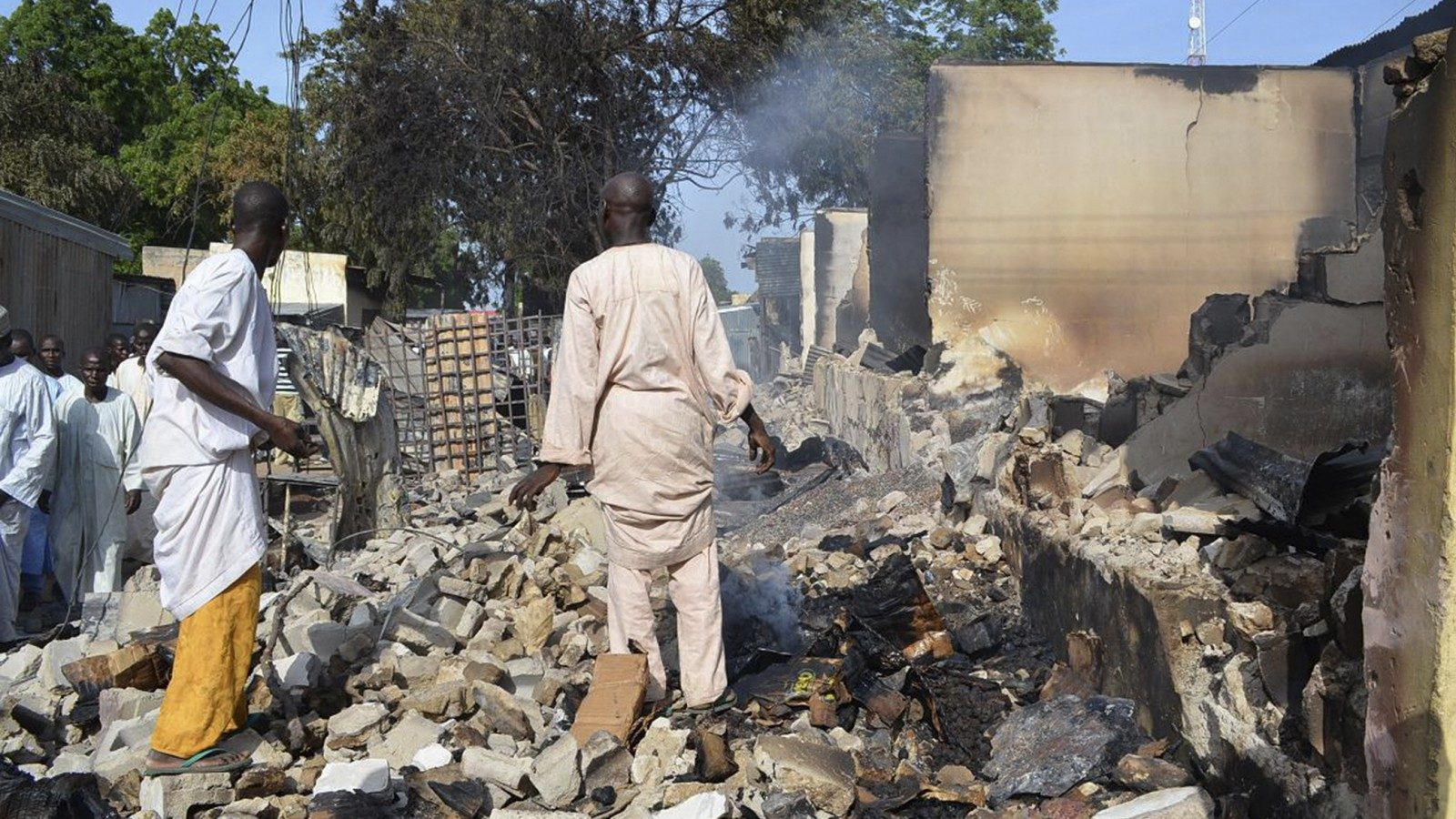 The UN Security Council has condemned the killing of at least 120 villagers in Borno state. In a statement on Wednesday, the UN complained that many people were also injured between 9 and 13 June, 2020.