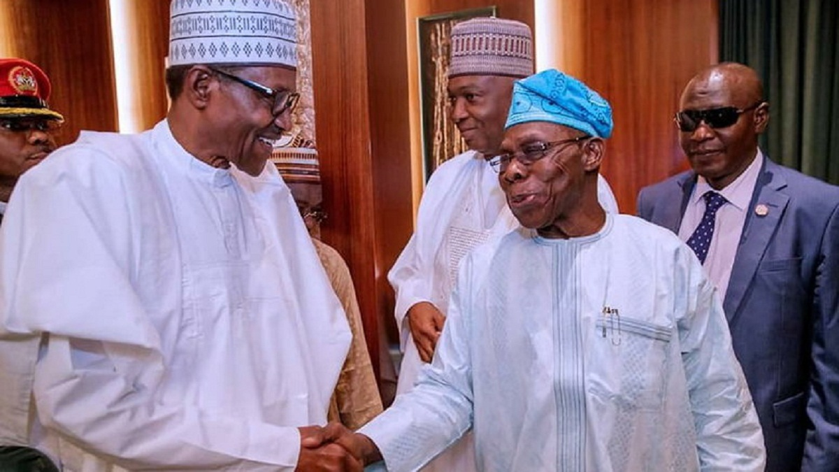 President Buhari again under fire from Obasanjo, ex-Nigerian leader reveals where government allegedly fails