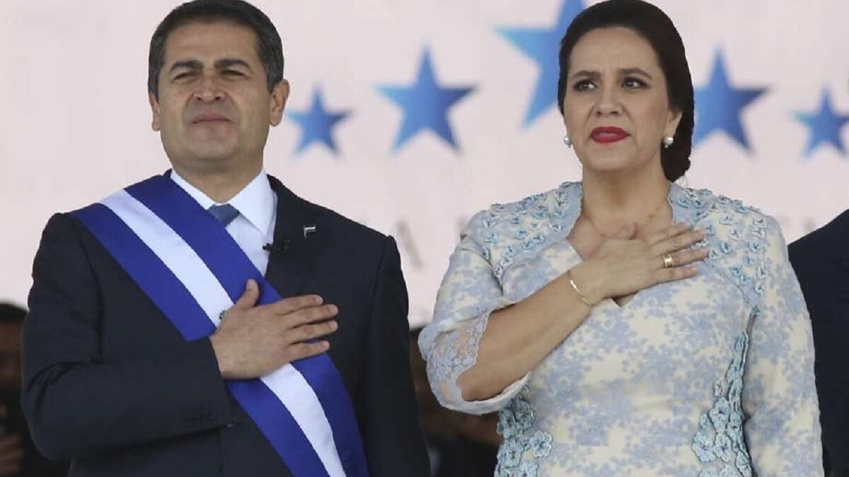 Honduran President Juan Orlando was hospitalized after testing positive for coronavirus. He is currently being treated for pneumonia.
