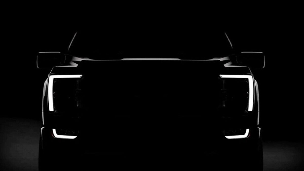 Photo of The new Ford f-150 pickup truck will be shown in a week