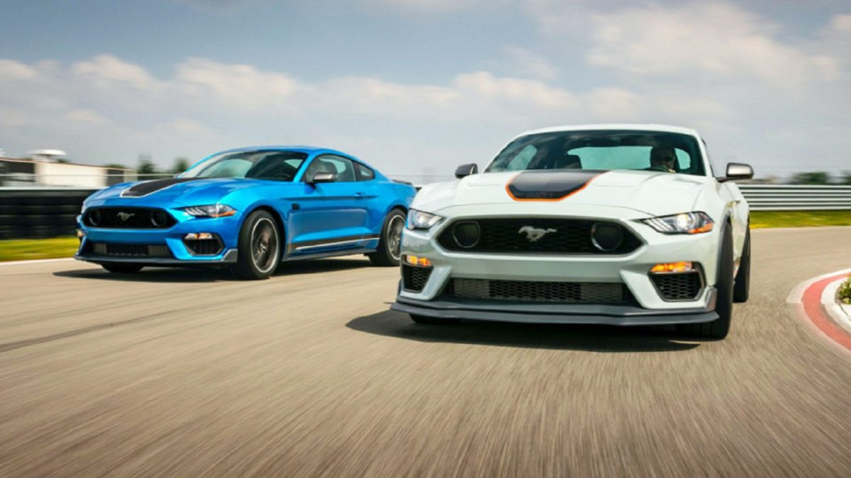 Photo of The new Ford Mustang Mach 1 revived the legendary name