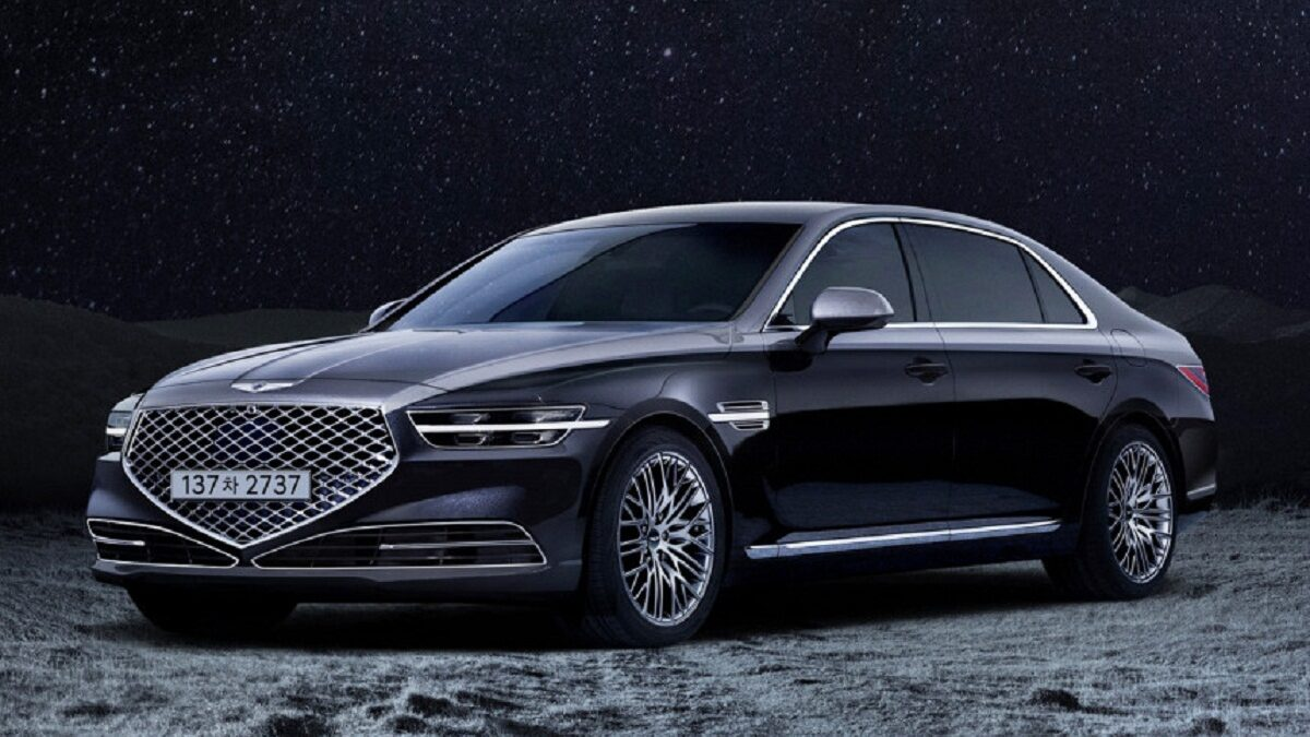 Photo of Genesis G90 became richer and got a version of Stardust
