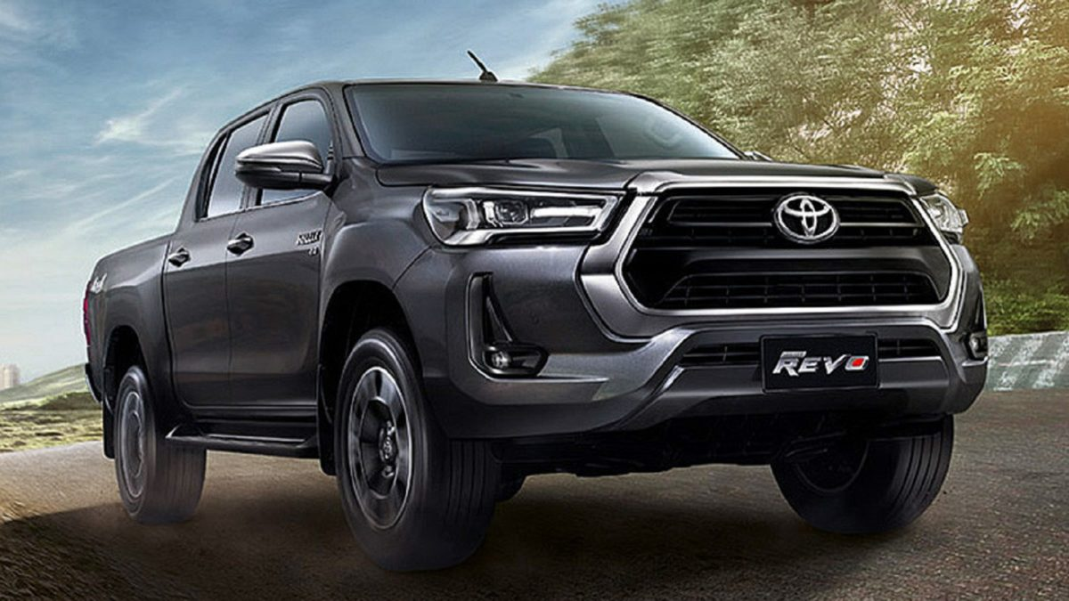 Photo of Restyles Toyota Hilux pickup: richer and more comfortable