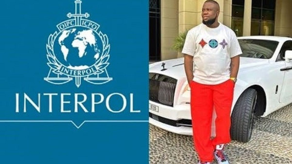 Photo of BREAKING: Dubai police hand over Hushpuppi to the USA