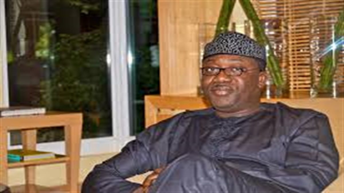 Photo of Aide: Governor Fayemi's Suspension Is A Joke Taken Too Far, he remains Ekiti APC leader