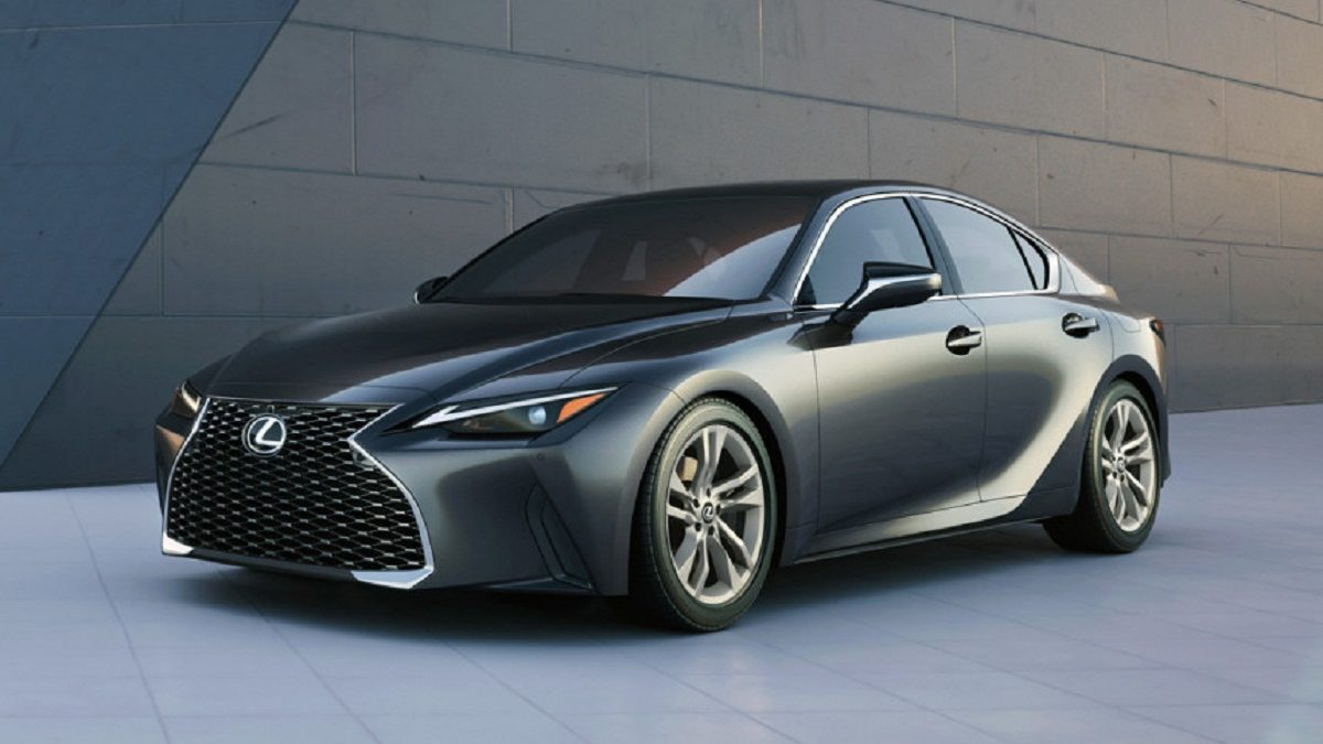 Photo of The new Lexus IS sedan is completely declassified