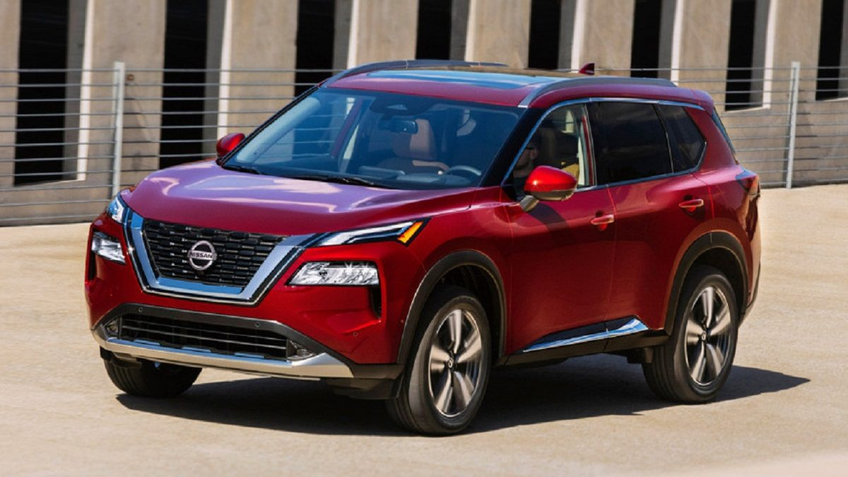 Photo of The new Nissan Rogue, aka the future X-Trail, is unveiled