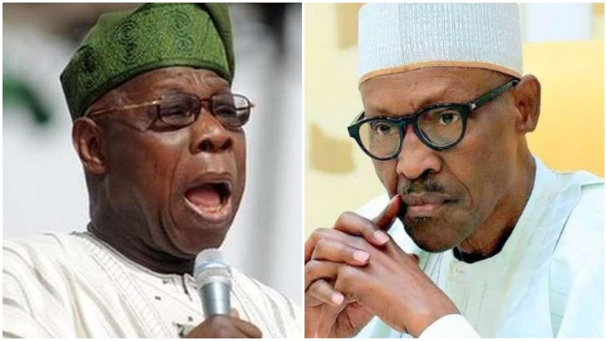 Obasanjo claimed that crime has become the norm of the day under President Buhari's watch as security levels increase.