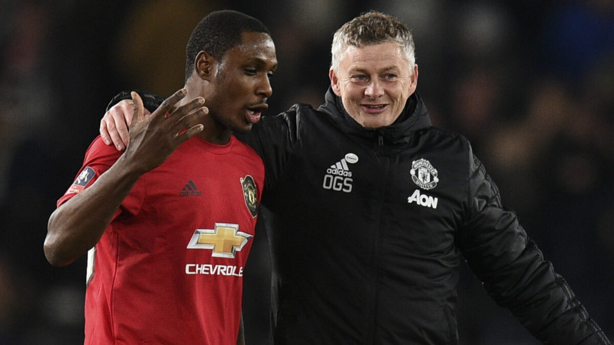 Photo of Solskjaer tells Nigerians big secret about ighalo ahead of tough draw with Tottenham