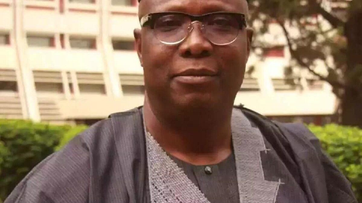 Senator Babafemi Ojudu, special adviser to President Buhari on political issues, focused on the act of banditry played out by some political bandits supporting the