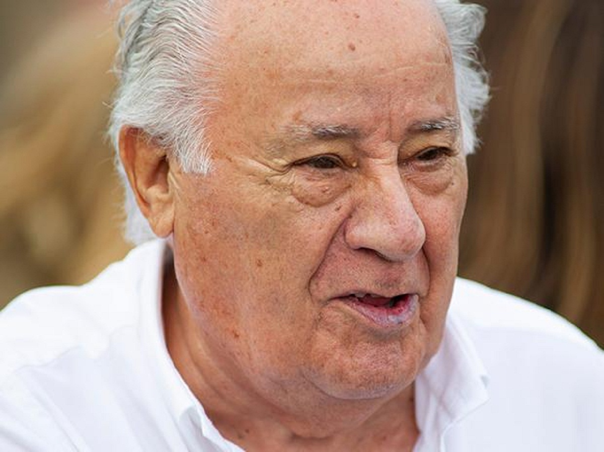 Amancio Ortega ($55.1 billion)