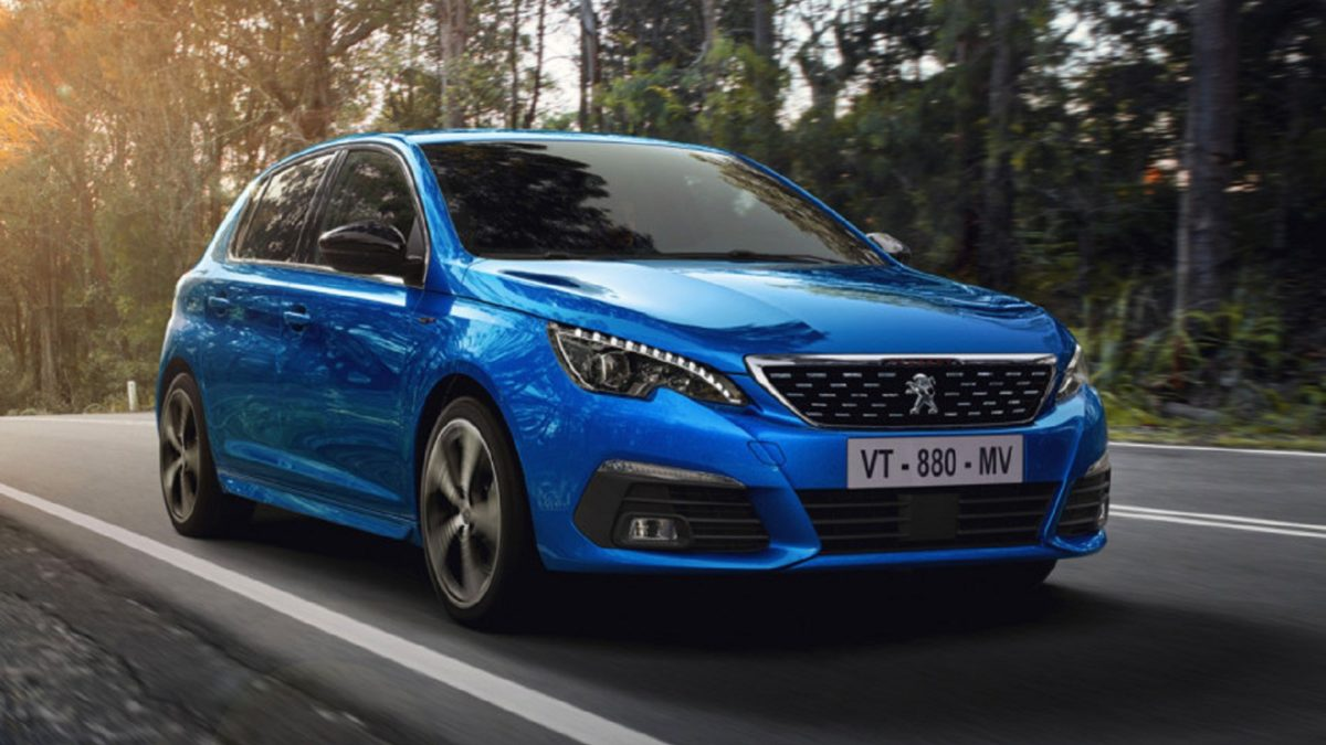 Photo of Peugeot 308 transfers the second modernization