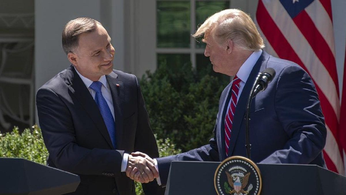 The President of Poland Andrzej Duda for the next week and can meet with the leader of the USA Donald trump at the White house. This was reported