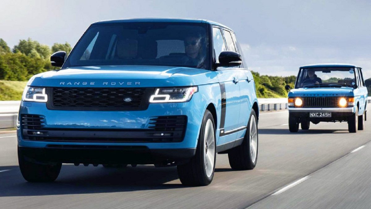 Exactly half a century ago, on June 17, 1970, the first-generation Range Rover debuted. Three-door SUV was the company ascetic land Rovers,