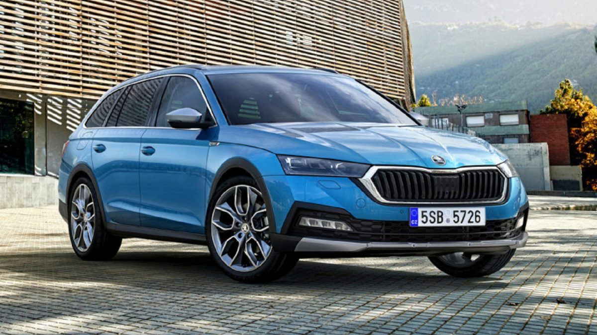 Photo of New Skoda Octavia Scout: now with front wheel drive