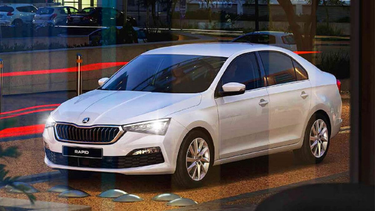 Photo of Updated Skoda Rapid got a version of Hockey Edition