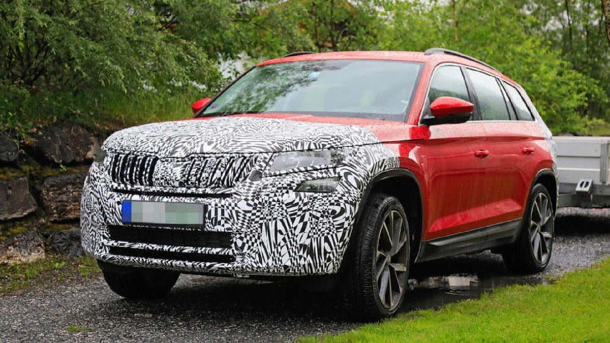 Photo of Updated Skoda karoq and Kodiaq crossovers are highlighted