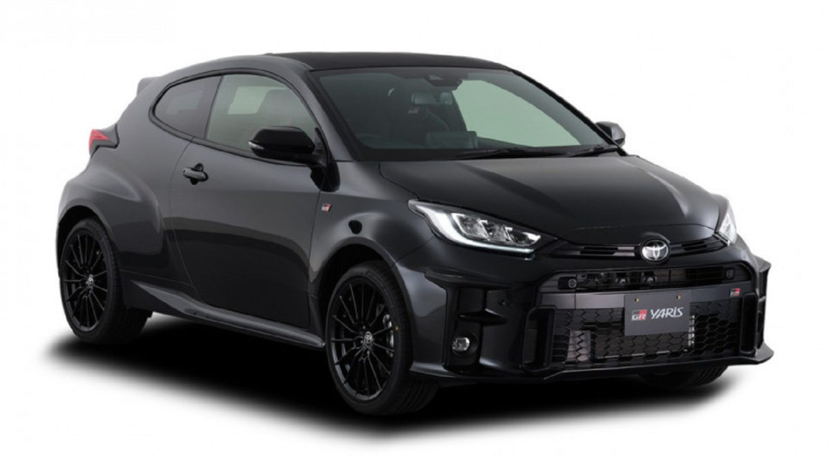 The new generation Yaris adopted the ozverin at the beginning of the year: the three-door hot hatch GR Yaris is equipped with a 1.6 turbo (272 HP, 370 Nm),