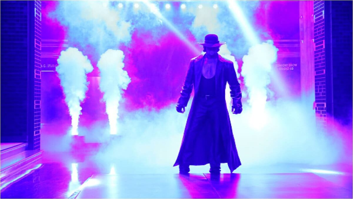 Photo of WWE legend  Undertaker rules himself out, names top 4 greatest wrestlers of all time