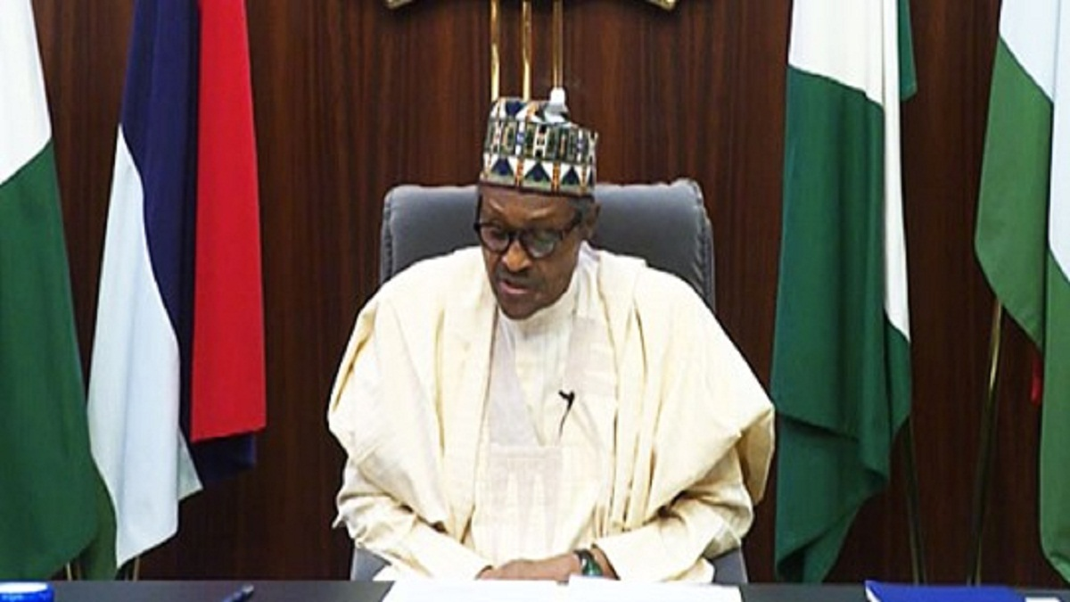 President Muhammadu Buhari, has confirmed his administration's plan to lift 100million Nigerians out of poverty over the next 10 years, channel TV said in a tweet.