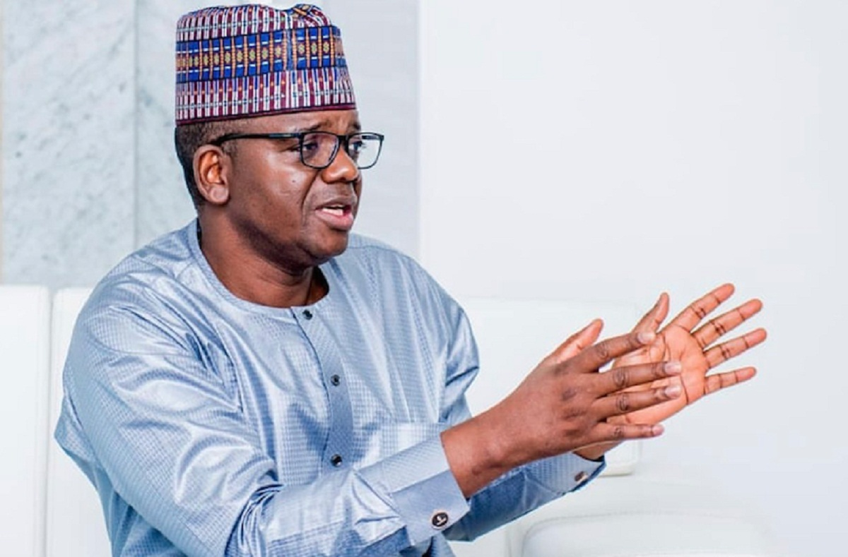 Bello Matawalle, the Governor of Zamfara state, on Thursday, July 16, promise to offer armed bandits in the state two cows in exchange for each AK47 rifle surrendered