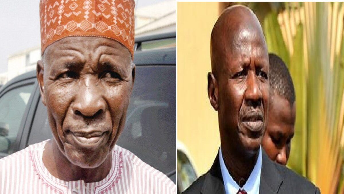 Photo of Magu was used and abandoned, says Galadima