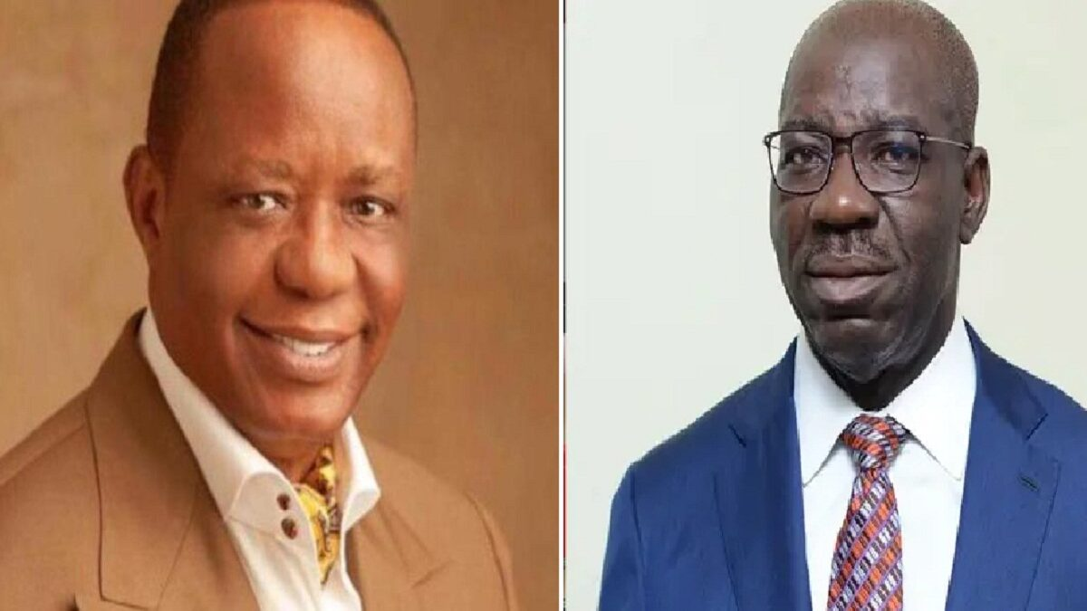 Defamation: Idahosa files a notice to the Edo government seeking redress in court