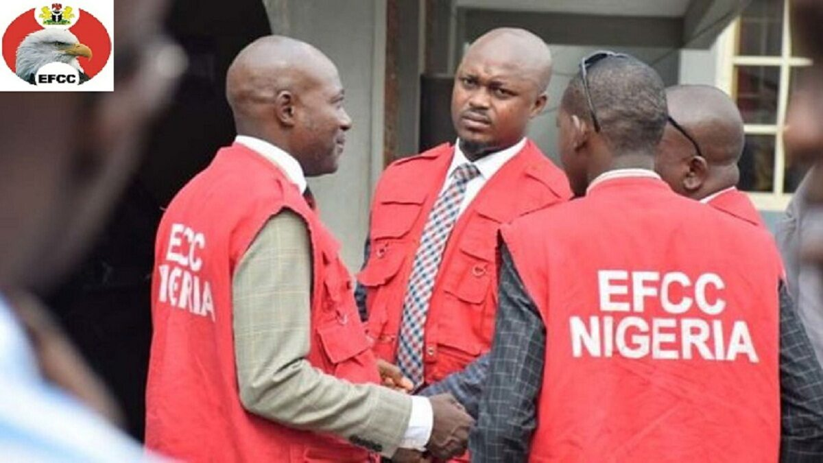 12 EFCC officials suspended indefinitely