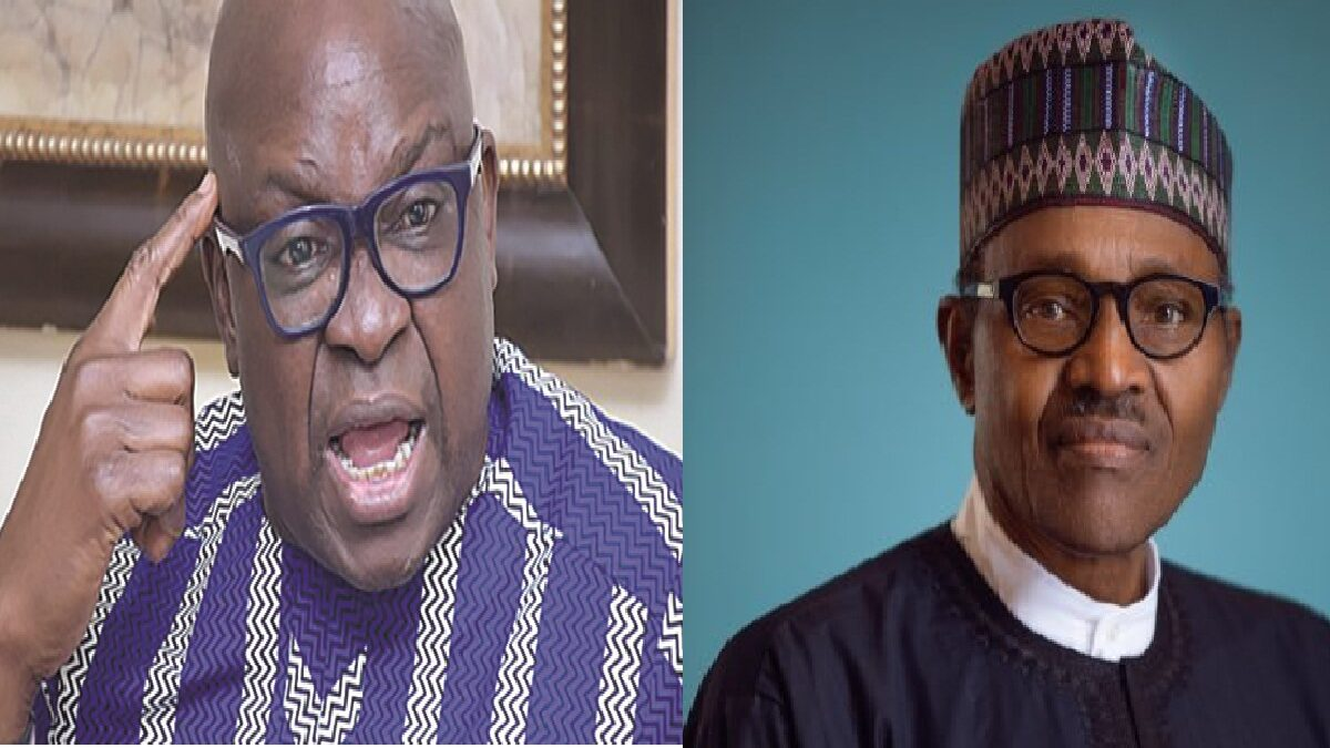 Fayose attacks President Buhari credentials on NDDC corruption Investigation