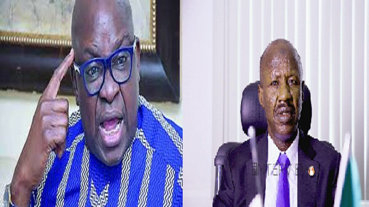 Ayo Fayose reveals those who allegedly bought back assets from Ibrahim Magu