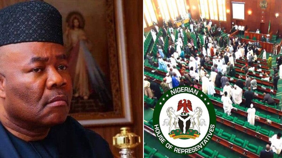 Photo of House of Reps to sue Akpabio over NDDC contract issues
