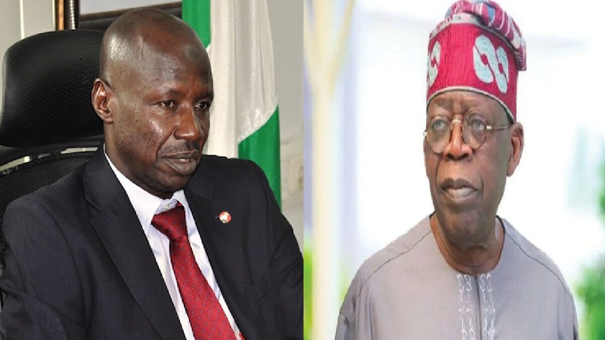 How Petitions On Tinubu's Bullion Vans Exposed former acting EFCC Boss, Ibrahim Magu