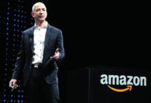 Jeff Bezos ' billion-dollar fortune hits all-time high as Amazon shares jump 4.4%