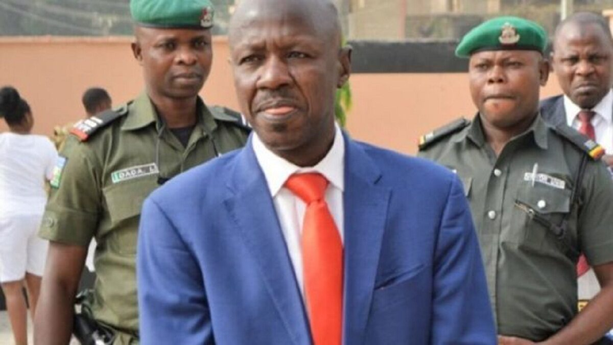 Photo of Nigerian lawyer reveals the forces behind the investigation of Magu