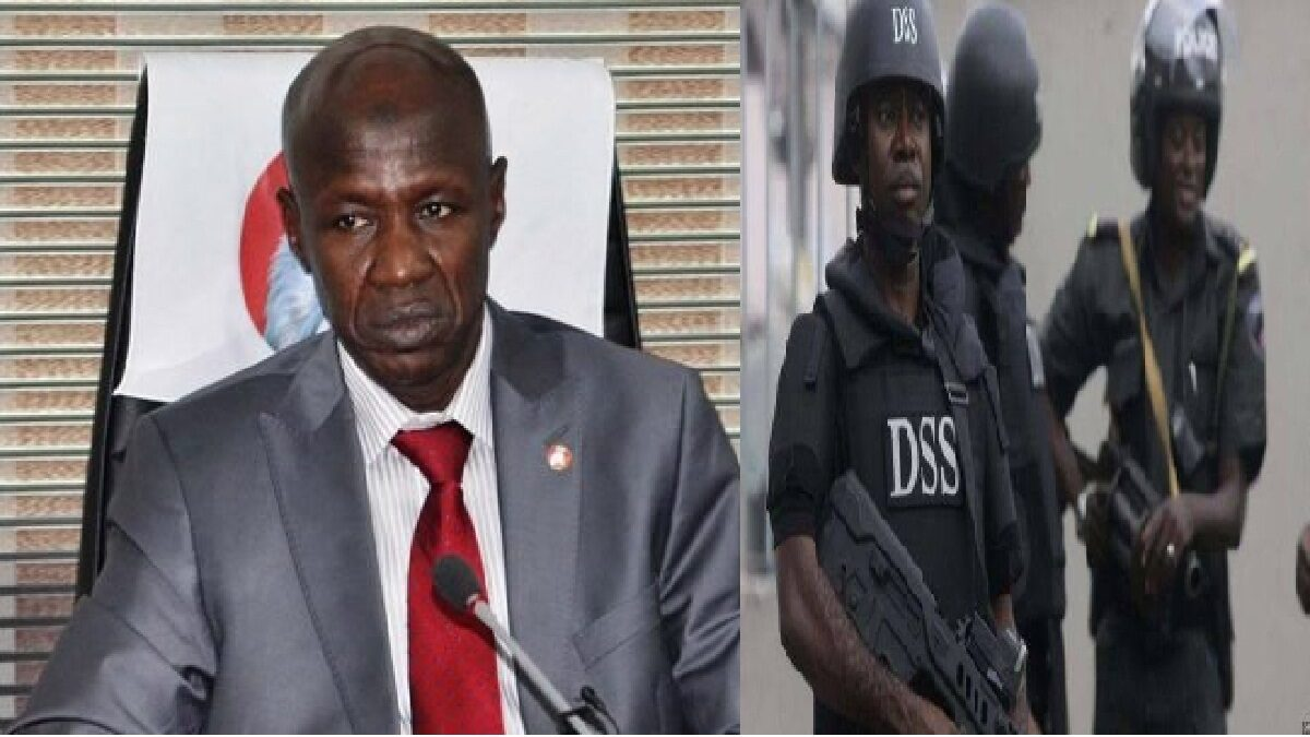 Photo of Magu detained for the night, as the questioning enters second day