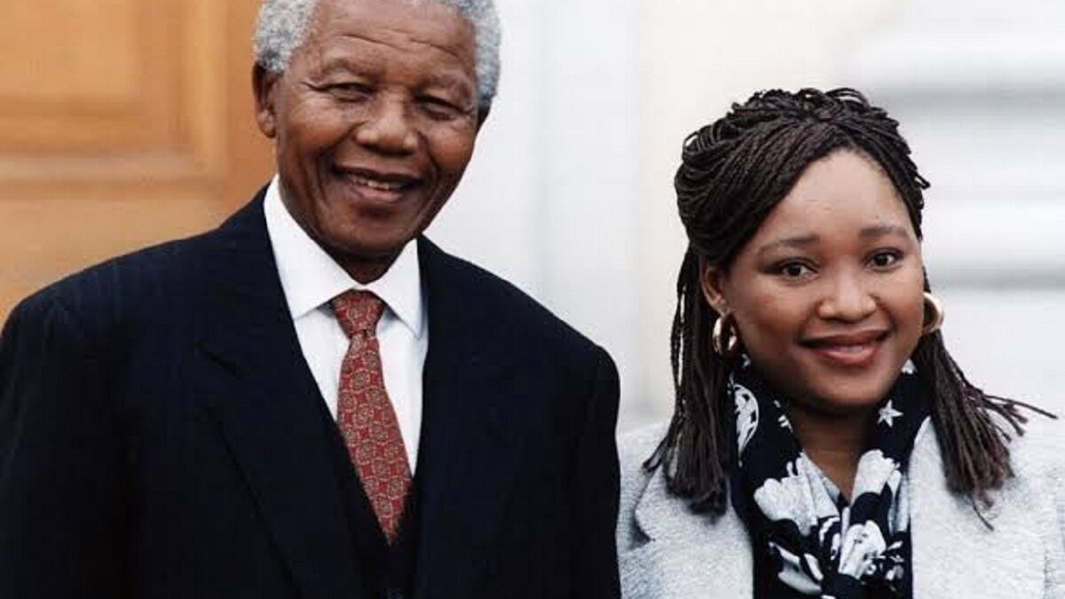 Nelson Mandela's daughter dies of Coronavirus at 59(Photo)